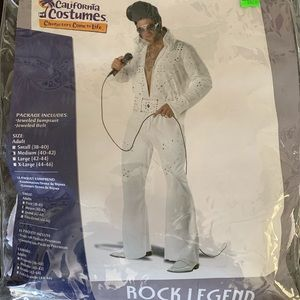 "Brand new Elvis ""Rock Legend"" Costume"